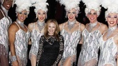 Kylie Minogue & Graham Norton at La Cage aux Folles – Kylie Minogue – Cagelles