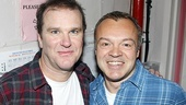 Kylie Minogue & Graham Norton at La Cage aux Folles – Douglas Hodge – Graham Norton