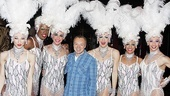 Kylie Minogue & Graham Norton at La Cage aux Folles – Graham Norton – Cagelles