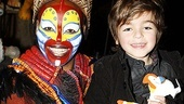 Mariska Hargitay at The Lion King  August Hermann  Tshidi Manye