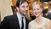 New York Stage and Film 2010 Gala – Jon Hamm – Laura Linney