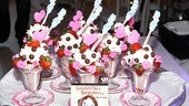 Freckleface Strawberry Sundae Event – sundae