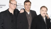 Championship season meet and greet  Jim Gaffigan  Chris Noth  Brian Cox
