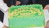 Lombardi 100 - cake