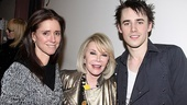 Joan Rivers Spider-Man  Julie Taymor  Joan Rivers  Reeve Carney