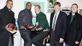 Lombardi Real Packers – Ryan Grant – Charles Woodson – Bill Dawes