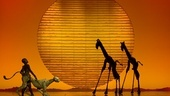 The Lion King - Show Photos - cast