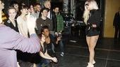 American Idiot Gaga – Lady Gaga – cast