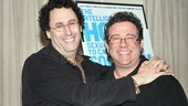 Intelligent Homosexuals Guide Meet and Greet  Tony Kushner  Michael Greif