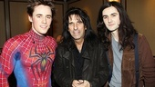 Spidey Stiller - Reeve Carney - Alice Cooper - Zane Carney