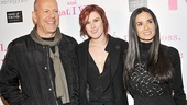 Love Loss March – Bruce Willis – Rumer Willis – Demi Moore