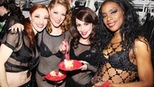 Chicago 5th longest – Nili Bassman – Dylis Croman – Donna Marie Asbury – Nicole Bridgewater
