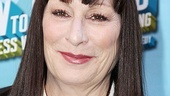 How to Succeed Opening Night  Anjelica Huston