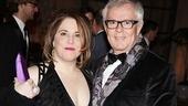 How to Succeed Opening Night – Claudia Shear – John Barrett