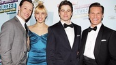 How to Succeed Opening Night  Ryan Watkinson  Samantha Zack  David Hull  Marty Lawson