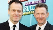 How to Succeed Opening Night  Michael Grandage  John Logan