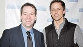 Mike Birbiglia's My Girlfriend's Boyfriend Opening Night – Mike Birbiglia – Seth Meyers