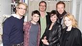 Tori Spelling Visits Daniel Radcliffe – Freddie Stroma – Daniel Radcliffe – David Thewlis – Helen McCrory – Damian Lewis – Evanna Lynch