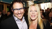 Catch Me If You Can Opening Night  Michael Mayer  Sherie Rene Scott