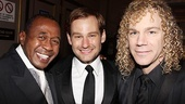 Catch Me If You Can Opening Night  Ben Vereen  Chad Kimball  David Bryan