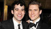 Catch Me If You Can Opening Night  Adam Chanler-Berat  Aaron Tveit