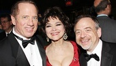 Catch Me If You Can Opening Night  Tom Wopat  Linda Hart  Marc Shaiman
