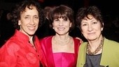 Catch Me If You Can Opening Night – Susan Birkenhead – Margo Lion – Joanna Merlin