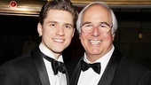 Catch Me If You Can Opening Night  Aaron Tveit  Frank Abagnale Jr.