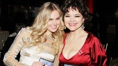 Catch Me If You Can Opening Night  Laura Bell Bundy  Linda Hart