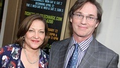 Motherf**ker Opening Night – Richard Thomas – wife Georgiana
