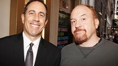 Motherf**ker Opening Night  Jerry Seinfeld  Louis C.K.