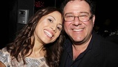Motherf**ker Opening Night  Elizabeth Rodriguez  Michael Greif
