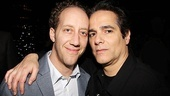 Motherf**ker Opening Night  Joey Slotnick - Yul Vzquez