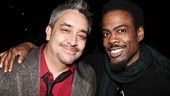 Motherf**ker Opening Night  Stephen Adly Guirgis  Chris Rock