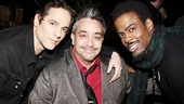 Motherf**ker Opening Night – Yul Vázquez – Stephen Adly Guirgis – Chris Rock