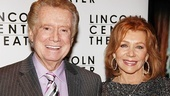 War Horse Opening Night  Regis Philbin  Joy Philbin