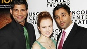 War Horse Opening Night  Ian Lassiter  Hannah Sloat  Bhavesh Patel
