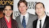 War Horse Opening Night  Tom Lee  Jonathan Christopher MacMillan  Joel Reuben Ganz