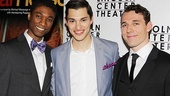 War Horse Opening Night  Jude Sandy  Zach Villa  Alex Hoeffler
