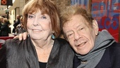 House of Blue Leaves Opening Night  Anne Meara  Jerry Stiller