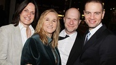 House of Blue Leaves Opening Night  Linda Wallem  Melissa Etheridge  Richie Jackson  Jordan Roth