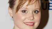 House of Blue Leaves Opening Night – Alison Pill