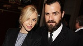 House of Blue Leaves Opening Night  Heidi Bivens  Justin Theroux