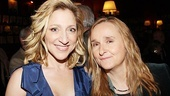 House of Blue Leaves Opening Night  Edie Falco  Melissa Etheridge