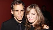 House of Blue Leaves Opening Night  Ben Stiller  Jennifer Jason Leigh