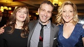 House of Blue Leaves Opening Night  Jennifer Jason Leigh  David Cromer  Edie Falco