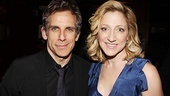 House of Blue Leaves Opening Night  Edie Falco  Ben Stiller