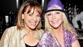 Baby It's You Opening Night – Valerie Harper – Birgitte Mutrux