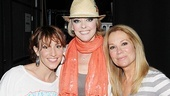 Kathie Lee Gifford at Catch Me If You Can  Lisa Gajda  Angie Schworer  Kathie Lee Gifford
