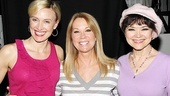 Kathie Lee Gifford at Catch Me If You Can  Rachel de Benedet  Linda Hart  Kathie Lee Gifford